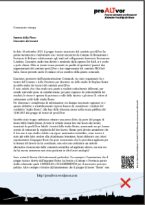 2013-09-25 Communicato stampa